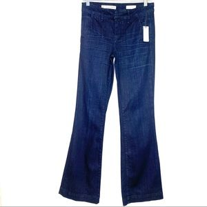 New Pilcro And The Letterpress Bootcut Jeans Sz 27